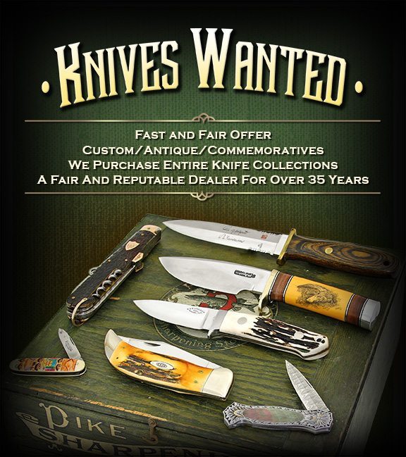 Sell us your Antique Knives