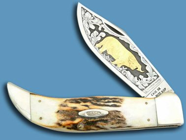 Commemorative Factory Folding Knife