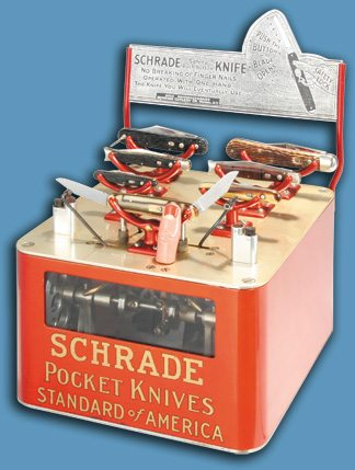 Schrade Pocket Knives Standard or America