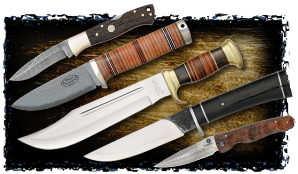 Imported Knives for Sale