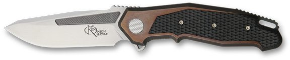 Custom Titanium Pocket Knives
